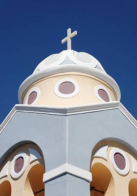 Greece Photograph - Greek Church  by Darin Volpe