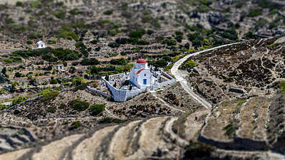 Photograph - Greek Church by Oleksandr Maistrenko