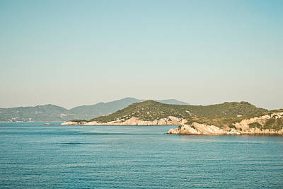 Skopelos Photograph - Greek Islands by Tom Gowanlock