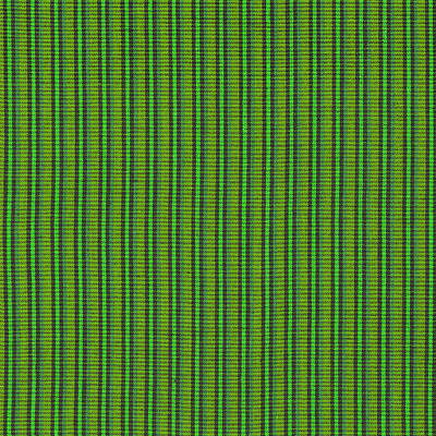 Green And Black Striped Fabric Background Art Print by Keith Webber Jr