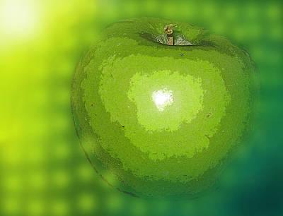 Landscapes Kadek Susanto - Green Apple Revisited by Ian  MacDonald
