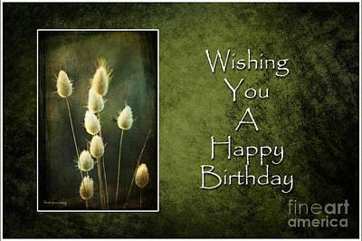 Photograph - Green Birthday by Randi Grace Nilsberg