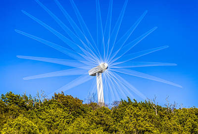 Green Energy Original by Bob Marquis