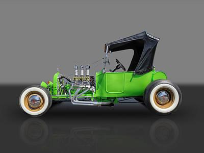 1923 Ford T-bucket Art Print