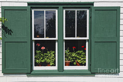 Anne Of Green Gables Photograph - Green Gables Window by Verena Matthew