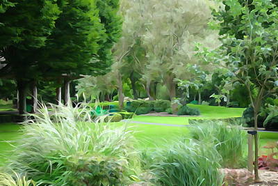 Photograph - Green Gardens by Charlie and Norma Brock