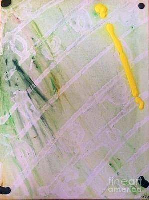 Green Leaves Art Print by Trevor Desrosiers