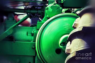 Photograph - Green Machine by AK Photography