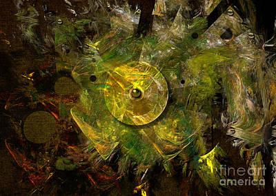 Painting - Green Machine by Alexa Szlavics