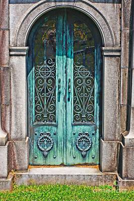Photograph - Green Patina by Marcia Lee Jones