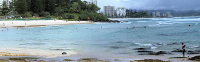 Photograph - Green Point Panorama by David Rich