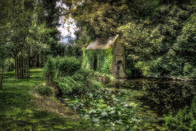 Photograph - Green Pond by Kevin Ferris