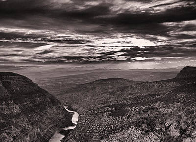 Photograph - Green River Canyon by Joshua House