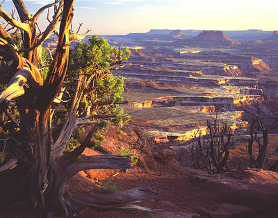 Photograph - Green River Overlook by Ray Mathis