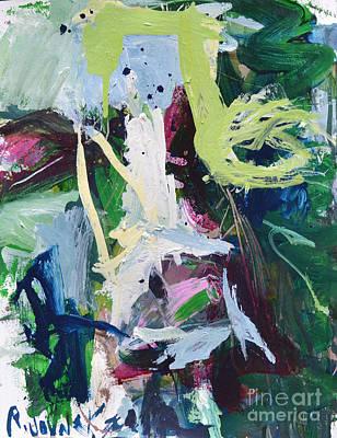 Painting - Green by Robert Joyner