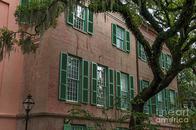 Photograph - Green Shutters by Dale Powell