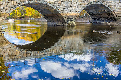 Photograph - Green Street Bridge by Susan Cole Kelly