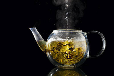 Photograph - Green Tea by Alexey Stiop