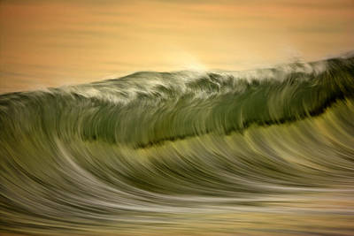 Photograph - Green Wave #2  C6j7496 by David Orias