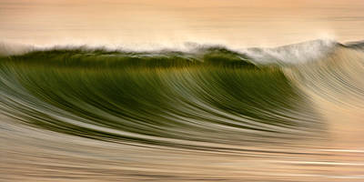 Photograph - Green Wave  C6j7569 by David Orias