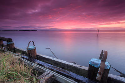 Greenbury Point Sunrise Art Print