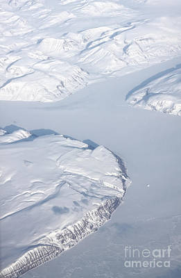 Photograph - Greenland Baffin Bay by Charline Xia