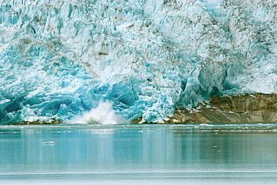Greenland, Qaleraliq Glacier Art Print by David Noyes