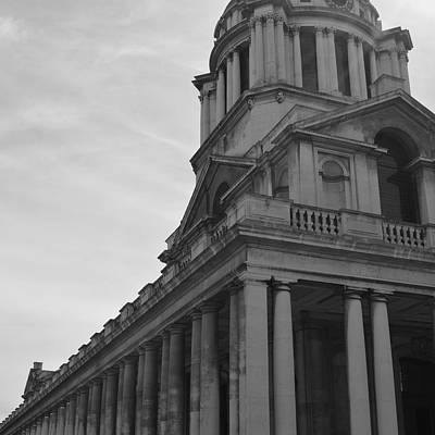 Photograph - Greenwich Building by Cheryl Miller