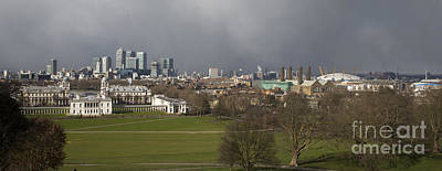 Photograph - Greenwich Park Central London by Tony Mills