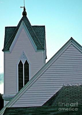 Photograph - Greenwood United Methodist Church by Christian Mattison