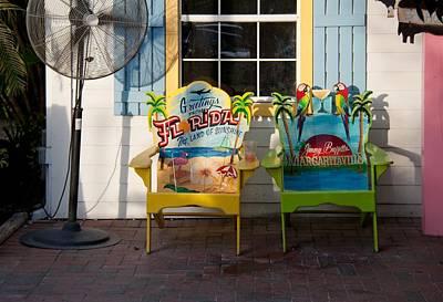Photograph - Greetings From Florida - Sanibel Island by John Black