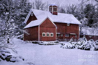 Photograph - Greetings From New England by Expressive Landscapes Fine Art Photography by Thom
