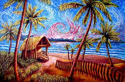 Painting - Grenada by Sebastian Pierre