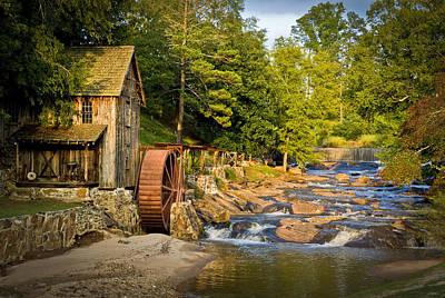 Photograph - Gresham Mill by Martin Longstaff