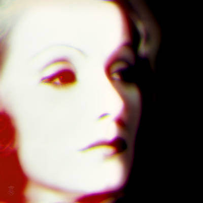 Greta Garbo Original by Li   van Saathoff