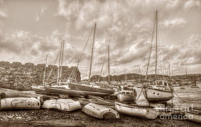 Kingdom Photograph - Grey Days by Darren Wilkes