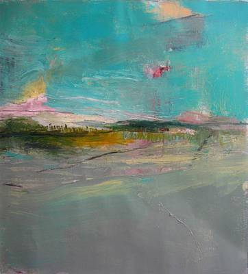 Painting - Grey Landscape by Brooke Wandall