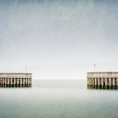 Wall Art - Photograph - Greystones Harbour by Maggy Morrissey