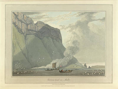 Gribune-head On Mull Art Print by British Library