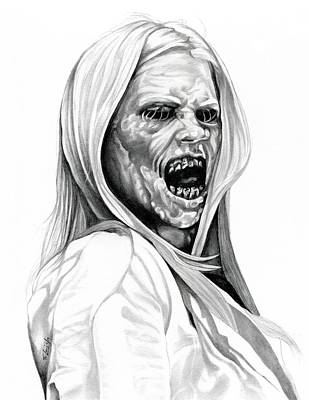 Grimm Hexenbiest Art Print by Fred Larucci