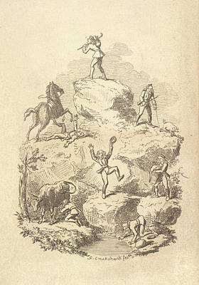 Land Feature Photograph - Grimm Story by British Library
