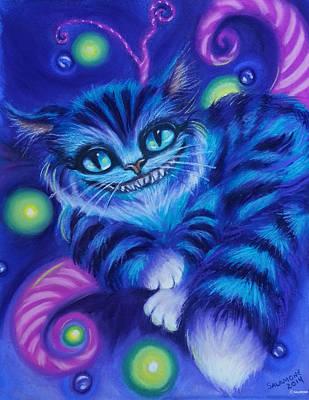 Pastel - Grin by Brenda Salamone