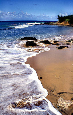 Impressionist Landscapes - Gringo Beach by Thomas R Fletcher