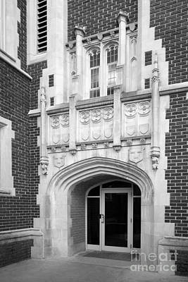 Best Of The Best Photograph - Grinnel College Collegiate Entryway by University Icons