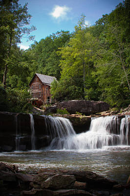 Photograph - Grist Mill by Daniel Houghton