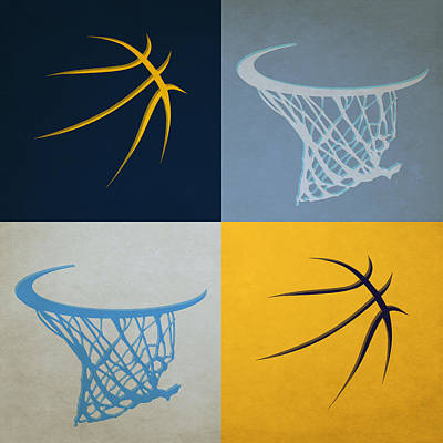 Grizzlies Photograph - Grizzlies Ball And Hoop by Joe Hamilton