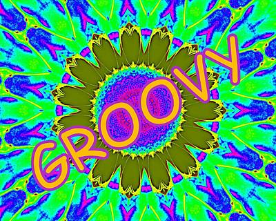 Photograph - Groovy 1 by Sheri McLeroy