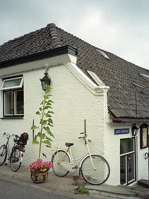 Photograph - Grote Kerkstraat by Cornelis Verwaal