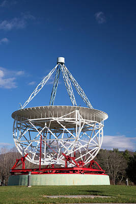 Grote Reber's Radio Telescope Art Print