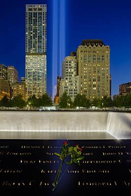 Photograph - Ground Zero by Susan Candelario